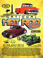 NZ Hot Rod Association National Hot Rod Show