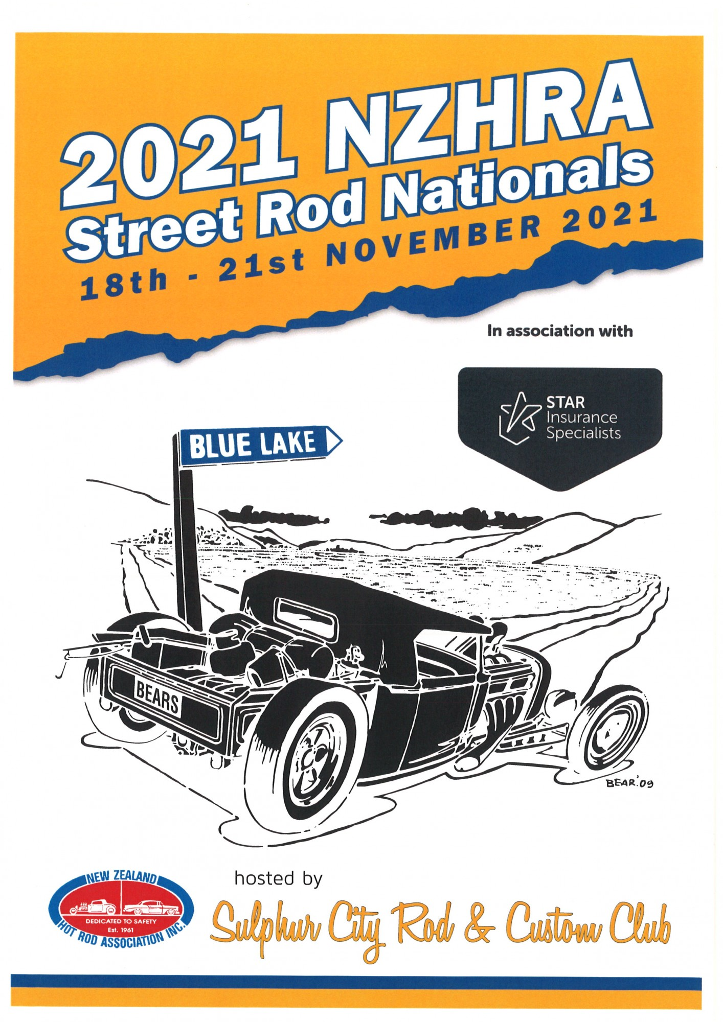 2021 NZHRA Street Rod Nationals