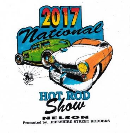 2017 National Hot Rod Show – Nelson