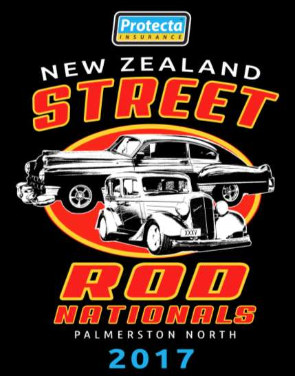 Protecta Insurance 2017 Street Rod Nationals – Palmerston North