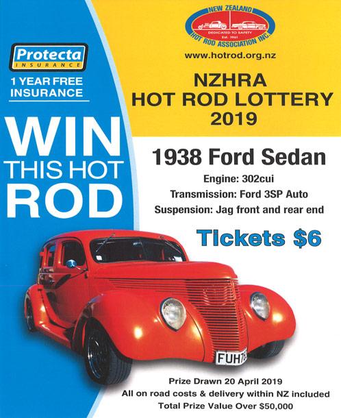 nzhra hot rod lottery